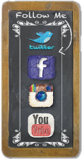Follow Kirby Heyborne on Twitter, Facebook Youtube, and iTunes Ping. Social Media Banner